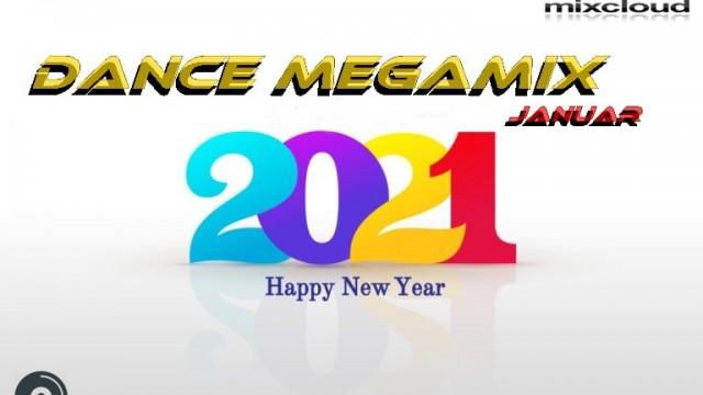 Dance Megamix Januar 2021 mixed by Dj Miray