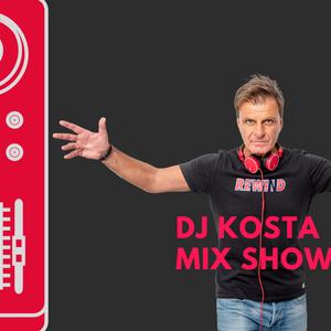 DVJ Kosta Sunday Live VideoMix With 70s,80s,90s,00s, ballads/pop/rock/new wave