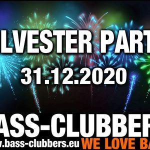 5 Stunden BC Silversterparty vom 31.12.2020 mit X-Traxx -DJ Wolle auf Bass-Clubbers.eu