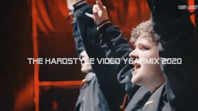 Hagge – The Hardstyle Video Yearmix 2020
