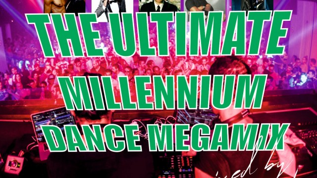 THE ULTIMATE MILLENNIUM DANCE MEGAMIX By DJ Kosta