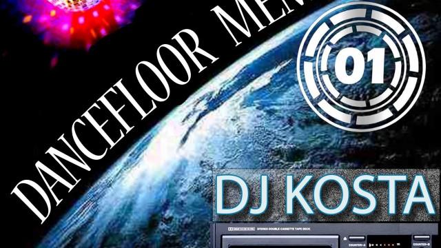 DANCEFLOOR MEMORIES VOL.1 By DJ Kosta